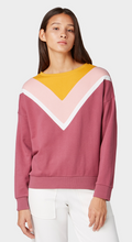 Tom  Tailor Colour Block Sweater (30% off at checkout)