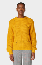 Tom Tailor Cable Sweater Yellow (30% off at checkout)