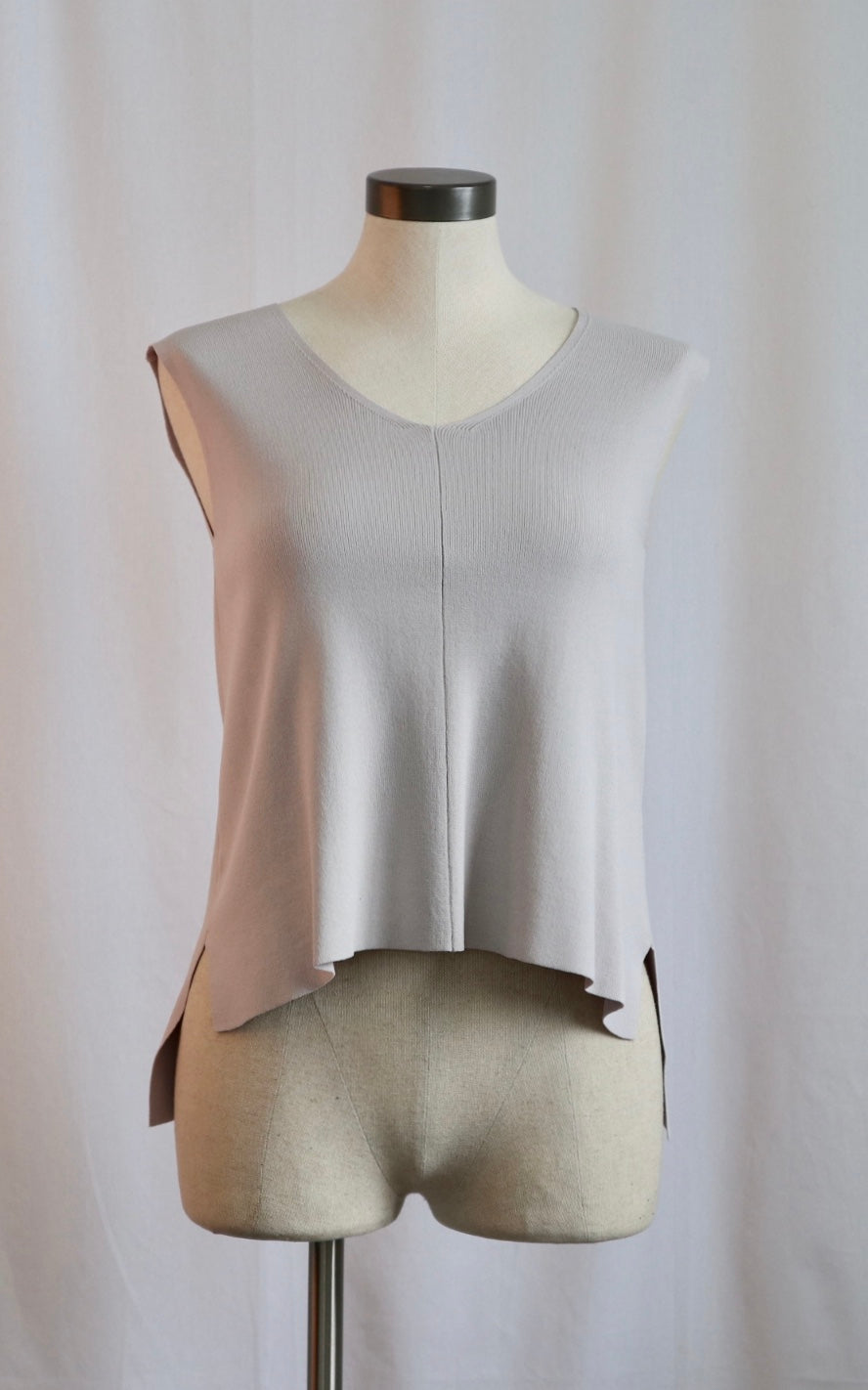 Luna Sleeveless Top (30% 0ff at checkout)