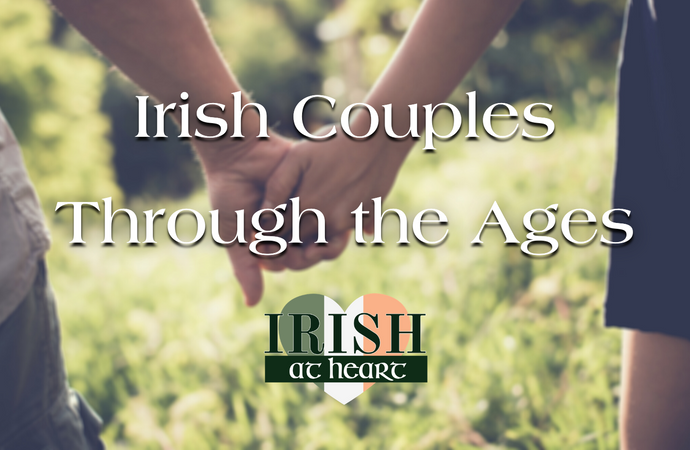 Irish Couples Through the Ages