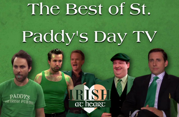 The Best of St Paddy's Day Television