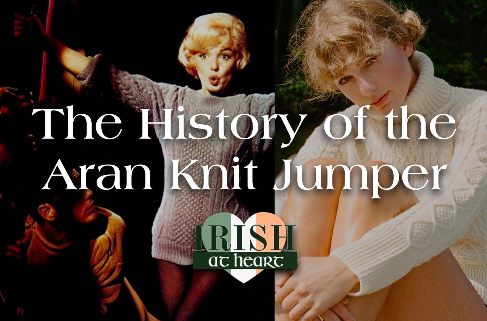 The History of the Aran Knit Jumper