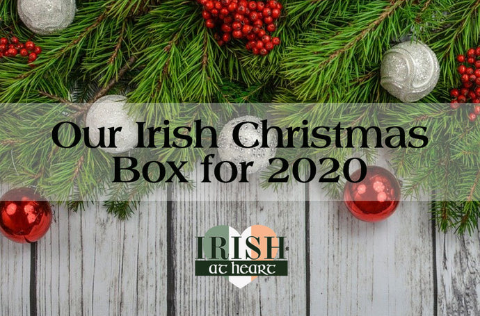 Irish Christmas Box: Order Now in Time for December