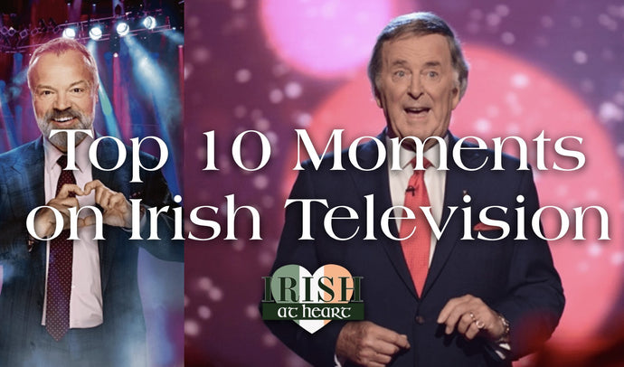 Top 10 Moments in Irish Television