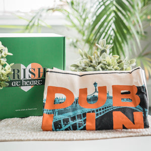 Dublin Town Tote Bag from Jando Designs