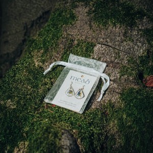 Meab Enamels - Tir na nÓg Earrings