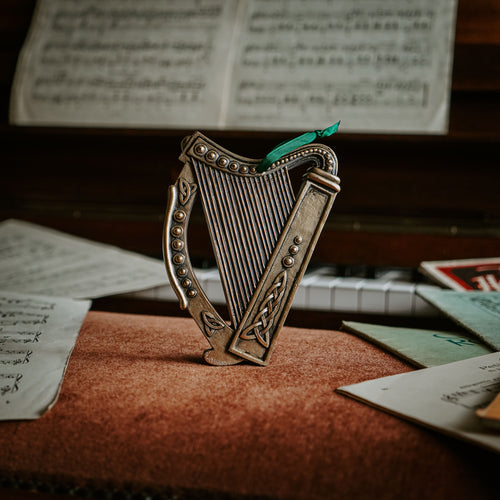 Irish at Heart Original Brian Boru Harp