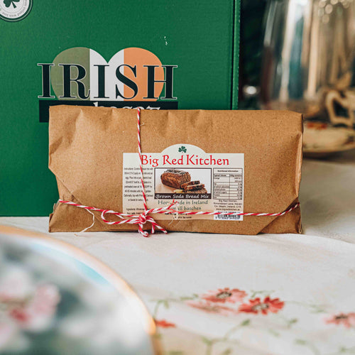 Irish Brown Bread Soda Mix - Big Red Kitchen