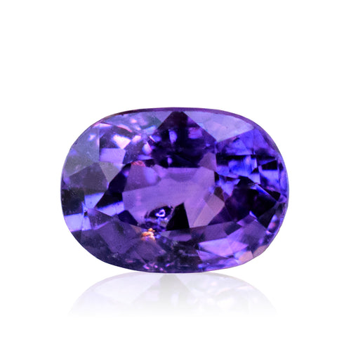 Natural Sapphire Color Change Gemstone - Modern Gem Jewelry