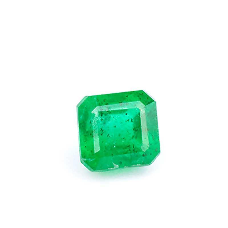0.35 Carats Beautiful Zambian Natural Emerald Loose Gemstone - Modern Gem Jewelry