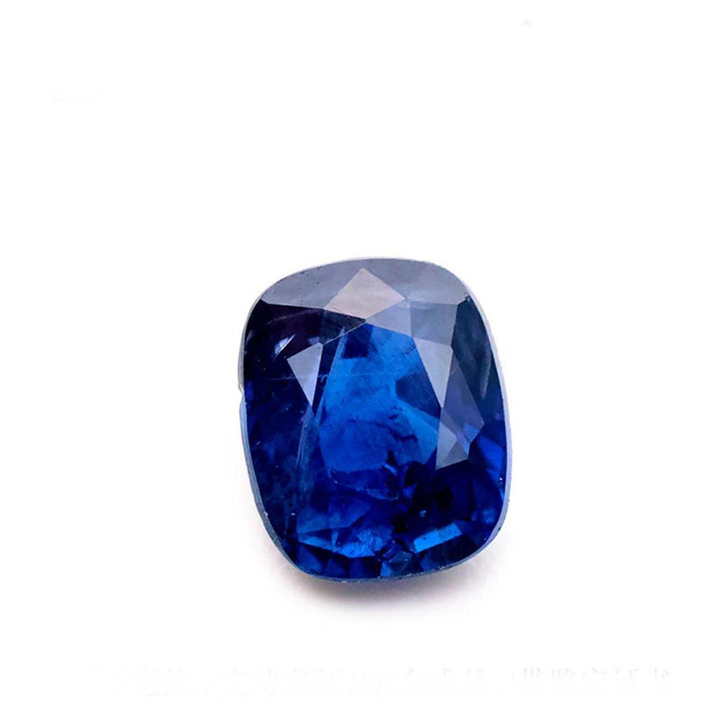 0.96 Carats Sri Lanka Natural Royal Blue Sapphire Loose Gemstone - Modern Gem Jewelry
