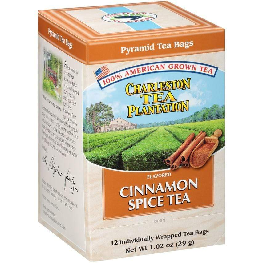 Charleston Tea Plantation Cinnamon Spice (100% American)-VIVA Scandinavia