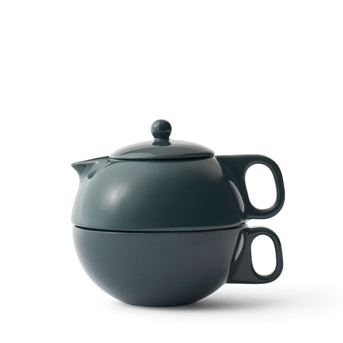 Jaimi™ Tea For One - VIVA | Color=Forest pine