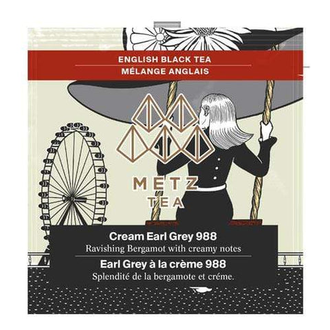 Metz Cream Earl Grey-VIVA Scandinavia