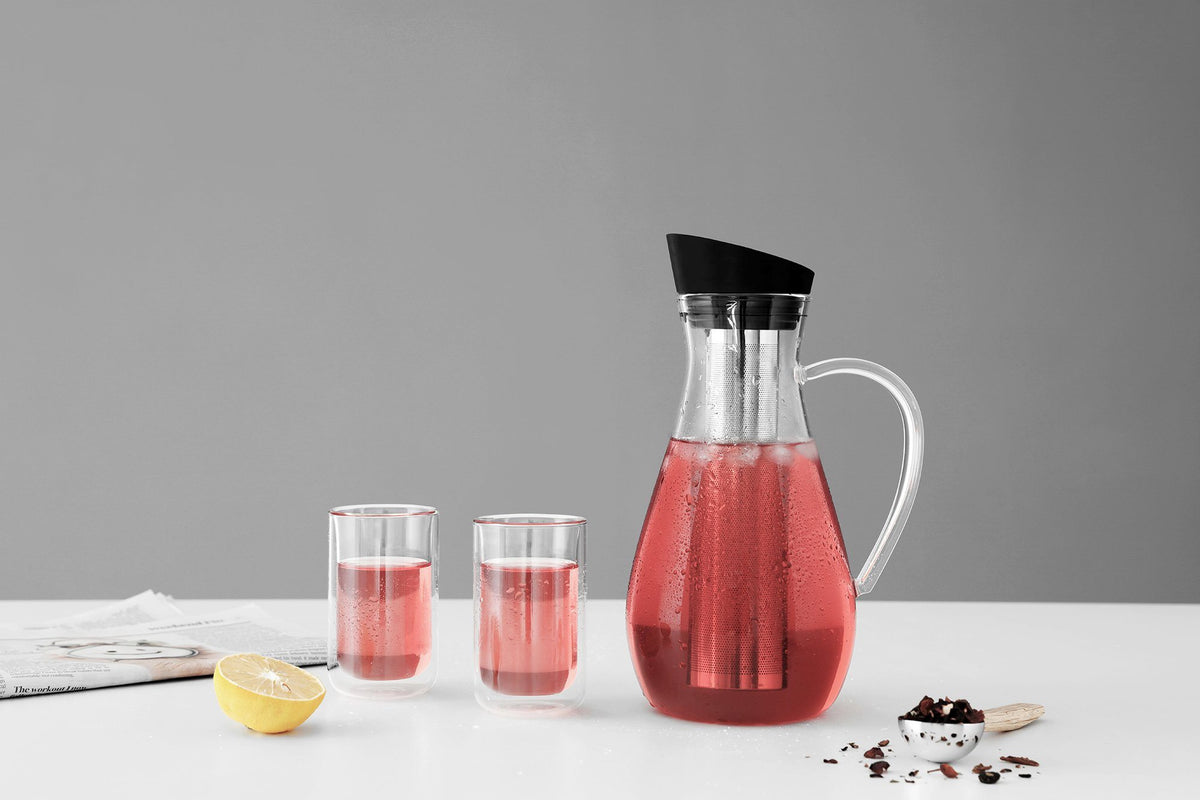 Infusion™ Iced Tea Carafe - VIVA | Color=Black