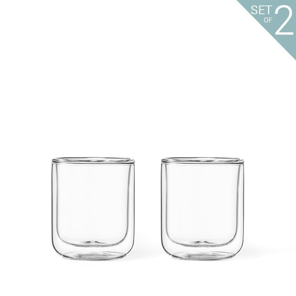 Classic™ Double Wall Cup - Set Of 2, 100ml - VIVA