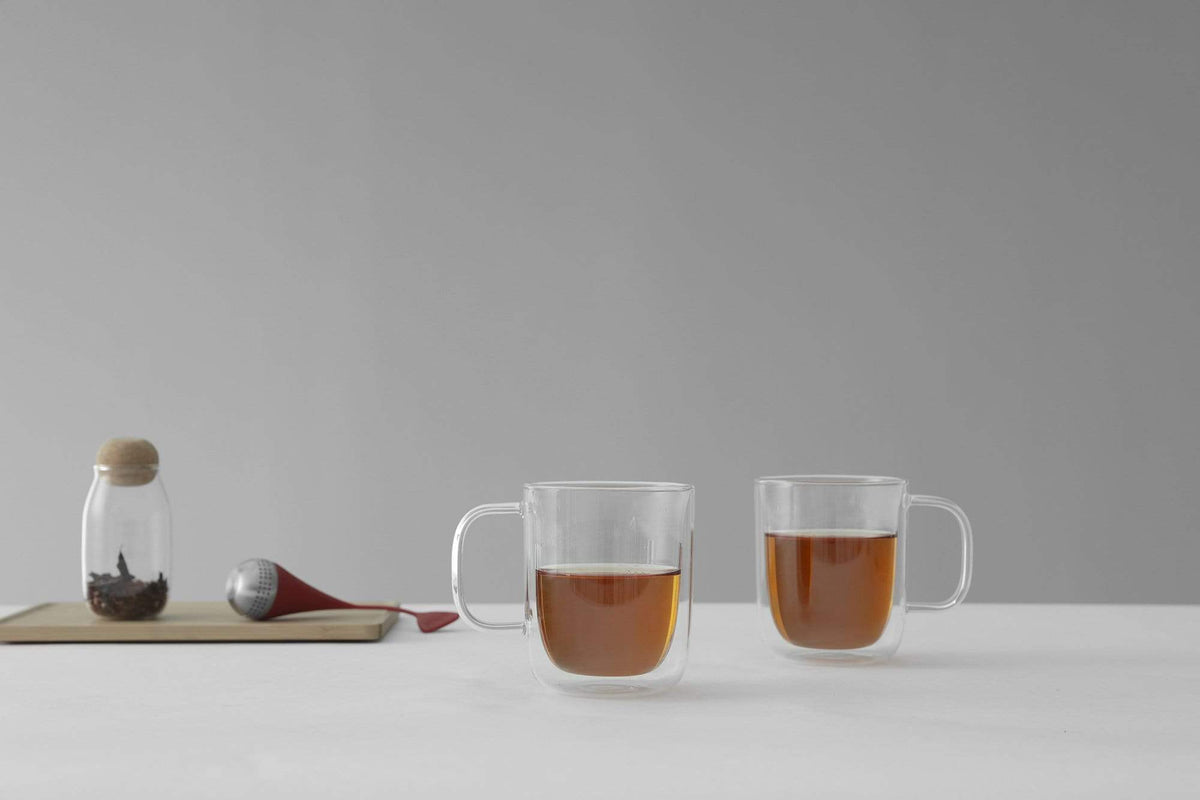 Classic™ Double Wall Mug - Set Of 2 - VIVA
