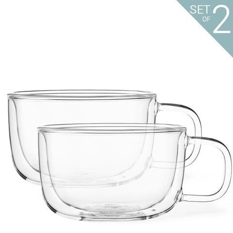 Classic™ Double Wall Mug Large - Set Of 2-VIVA Scandinavia