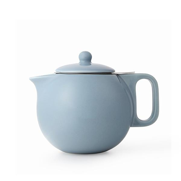 Jaimi™ Porcelain Teapot Large - VIVA | Color=hazy blue