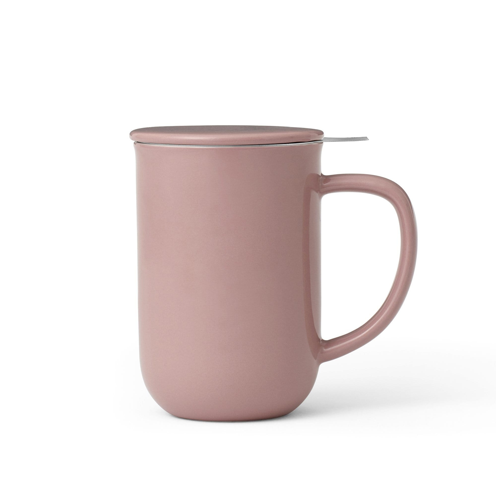 Minima™ Balance Tea Mug - VIVA | Color=Stone rose
