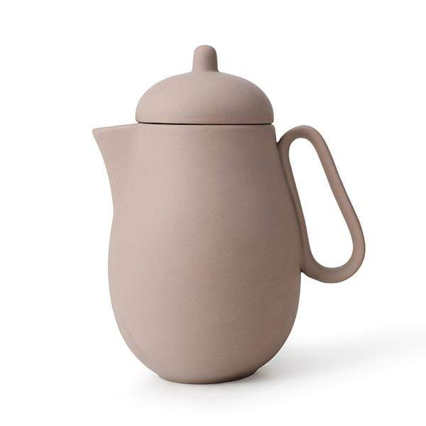 Nina™ Teapot - VIVA | Color=powder brown