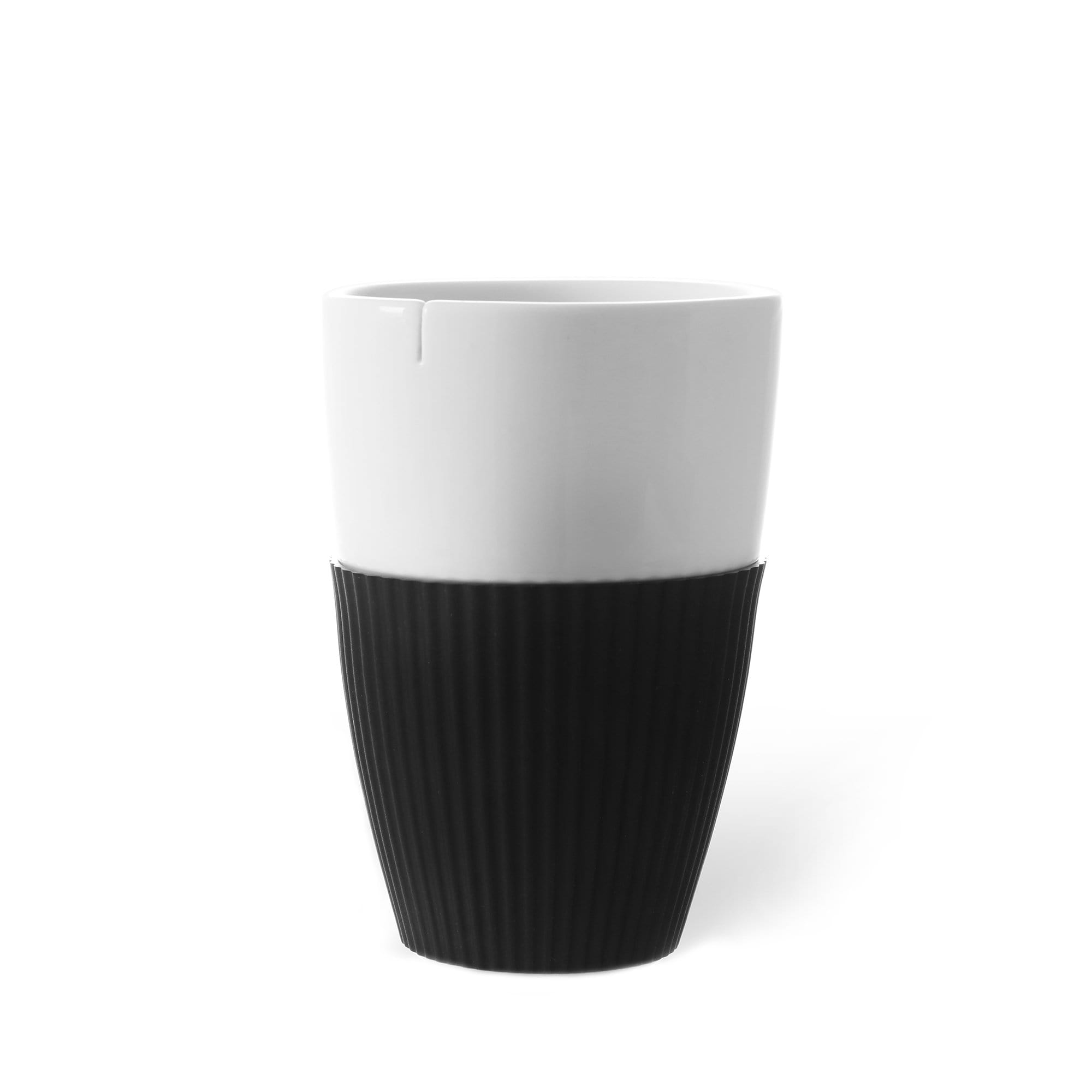 Anytime™ Tea Cup Large-VIVA Scandinavia | Color=Black