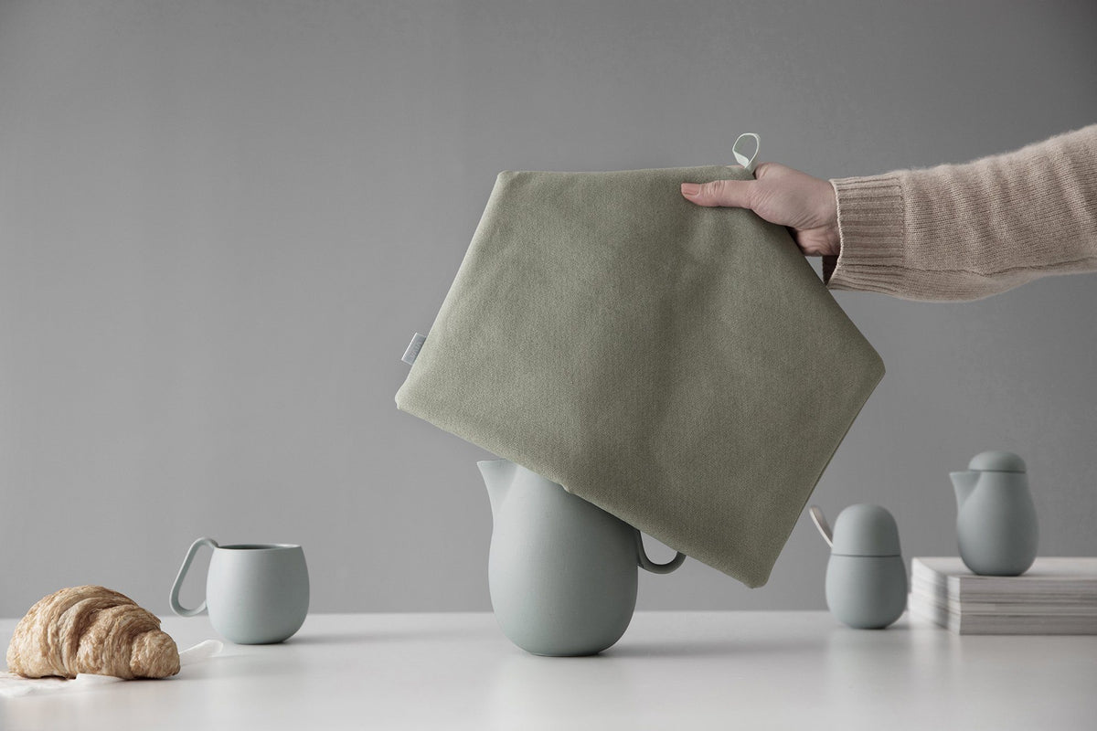 Jaimi™ Tea Cozy - VIVA | Color=jade