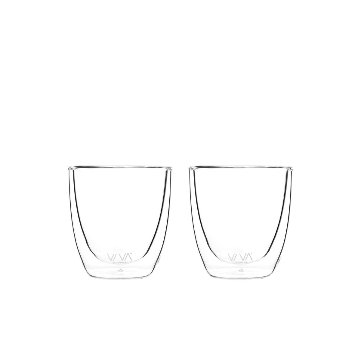 LAUREN™ Double Wall Cup - Set Of 2 (100ml)