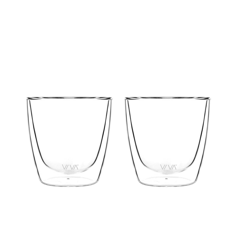 LAUREN™ Double Wall Cup - Set Of 2 (200ml)