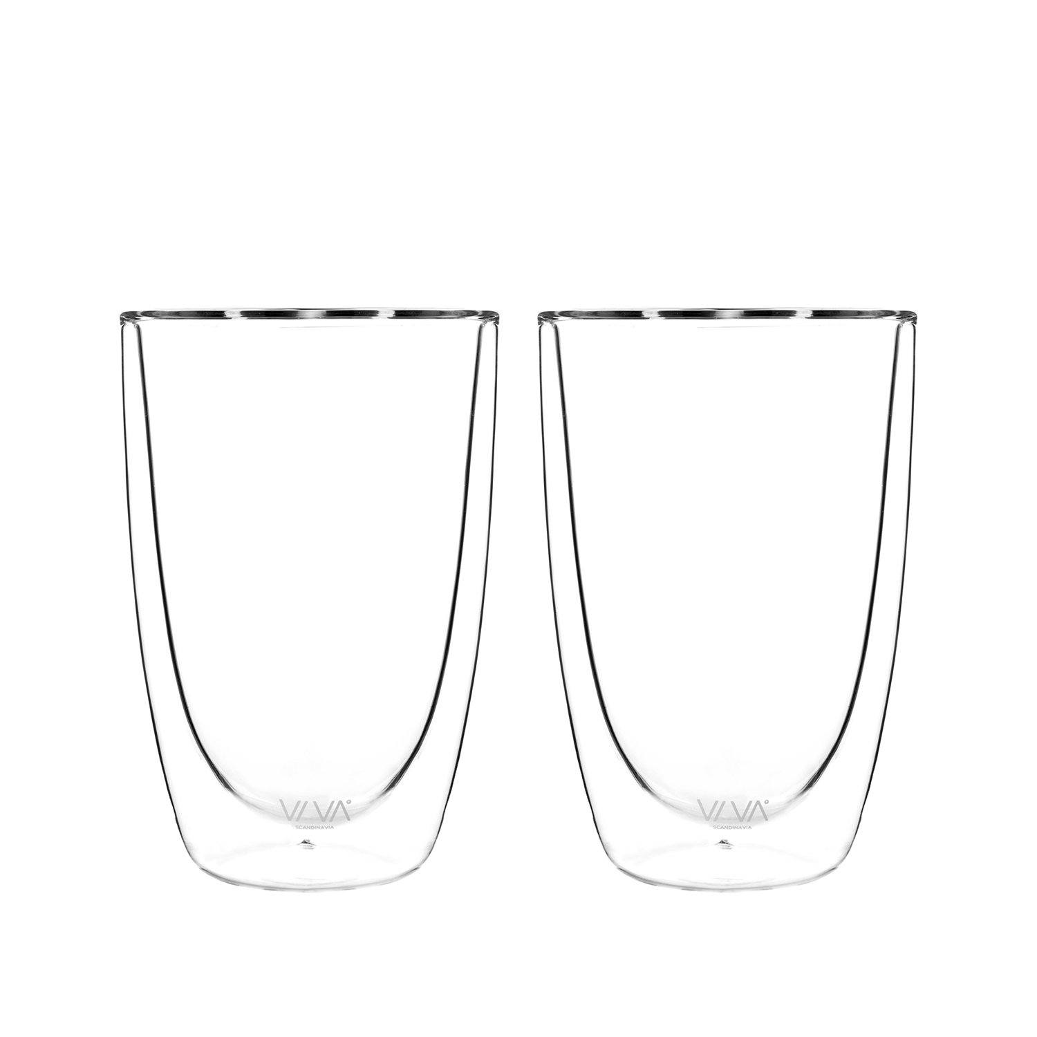 LAUREN™ Double Wall Cup - Set Of 2 (380ml) - VIVA