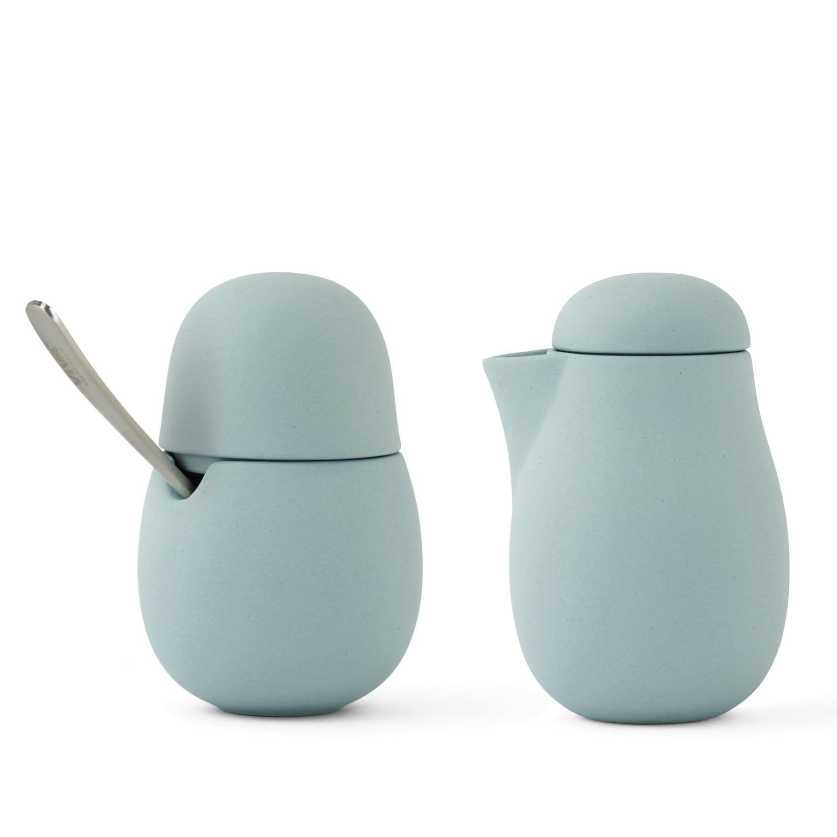Nina™ Milk and Sugar Set - VIVA | Color=Light Gray