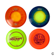 Load image into Gallery viewer, Deluxe discgolf disc set | Pancit Sports Singapore