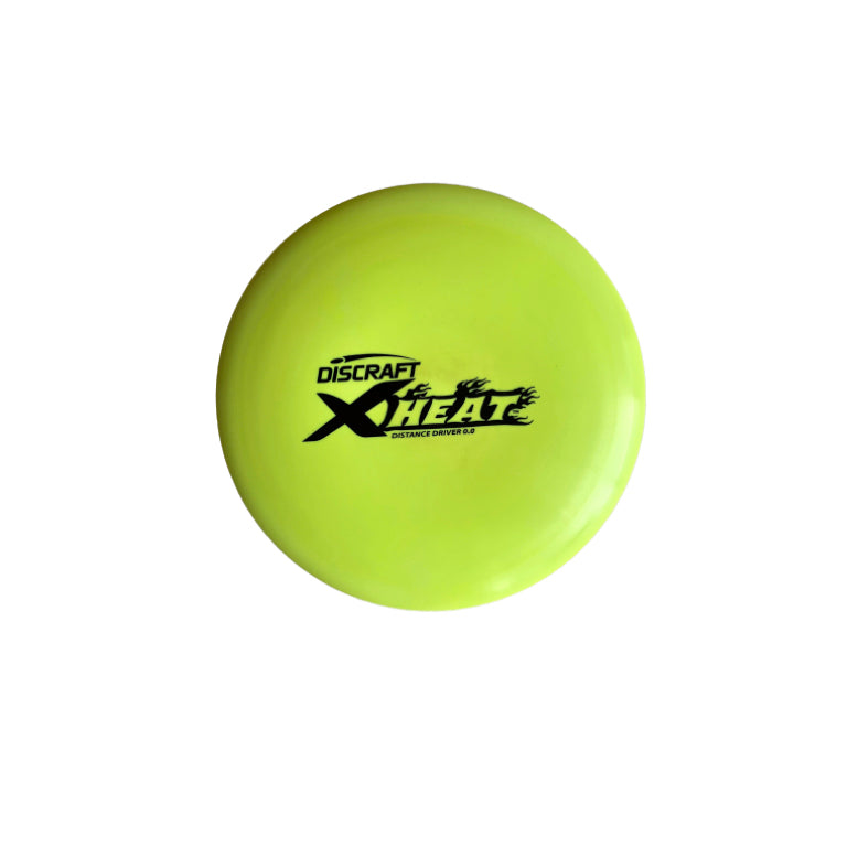 Discraft X Line Heat Distance Driver Singapore | Pancit Sports