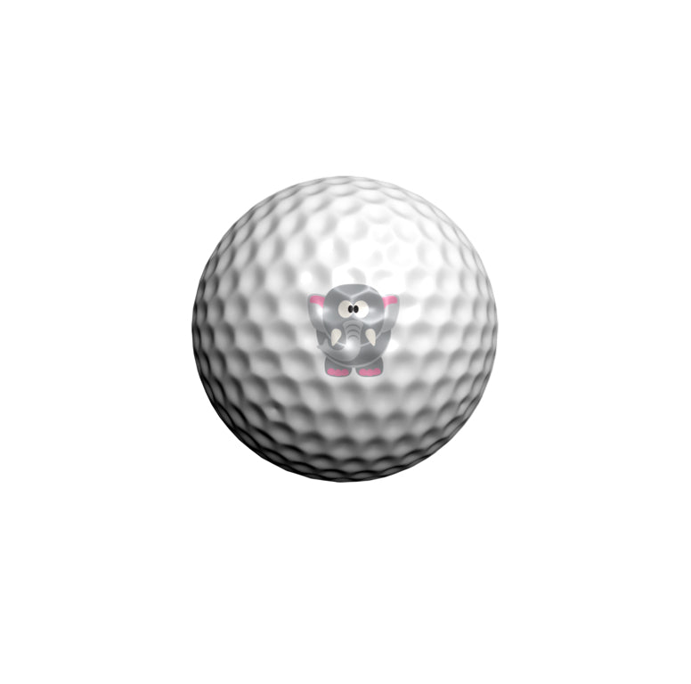 Golfdotz golf ball marker Singapore | Pancit Sports