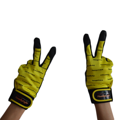 Penguinace anti-slip ultimate gloves - Yellow