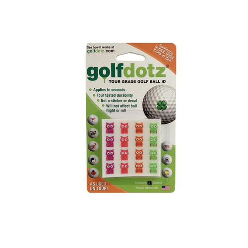 Golf Dotz Ball Marker Id Singapore