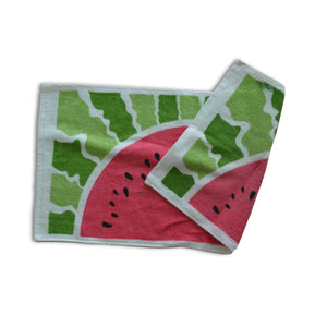 Watermelon gym towel gift - Pancit Sports