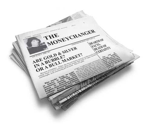 The Moneychanger Newsletter