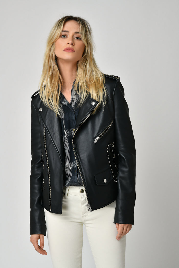 VESTE BELLA - BLACK