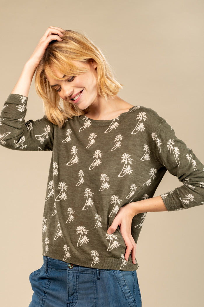 SWEATER PALM