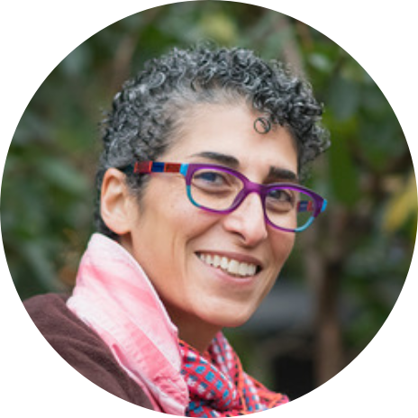 Sara Namazi - Vancouver Aromatherapy and Therapeutic Touch Practitioner