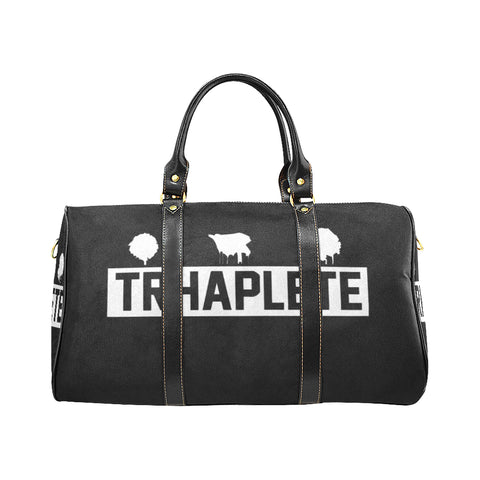 TRHAPLETE splash travel bag Travel Bag Black (Small) (Model1639)