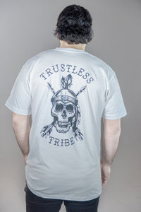 Trustless Warrior White T-Shirt