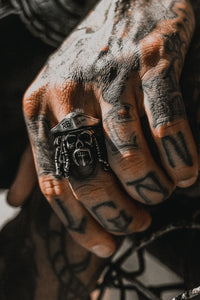 Captain of the Dead Stainless Steel Ring