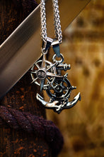 Load image into Gallery viewer, Anchors Aweigh Necklace
