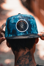 Load image into Gallery viewer, Burn The Ships Tie Dye Snapback