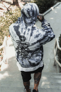 Take The Helm Tie Dye Hoodie