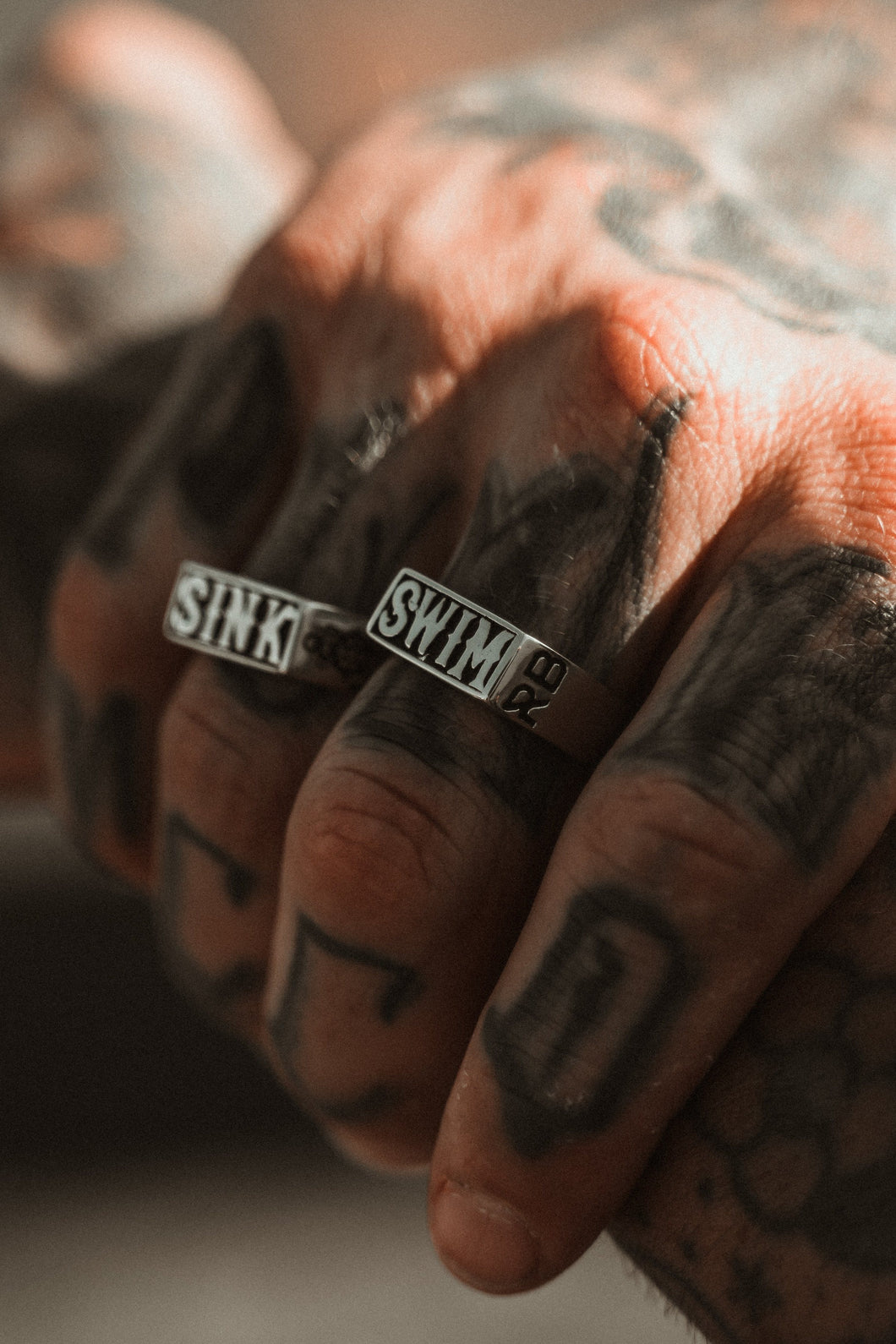Sink or Swim Rings