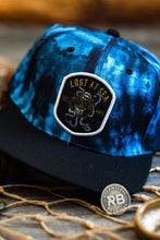 Load image into Gallery viewer, Lost At Sea Tie Dye Snapback