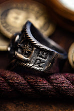 Load image into Gallery viewer, Dead Men Tell No Tales Pewter Ring